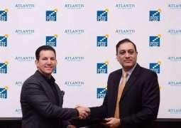 Atlantis, Palm signs Mou sith Punjab Skills Development Fund