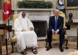 Trump Discusses Regional Security With Abu Dhabi Crown Prince - Reports