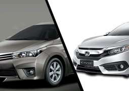 Honda Civic, Toyota Grande to cost Rs280,000 more as the govt increases duties