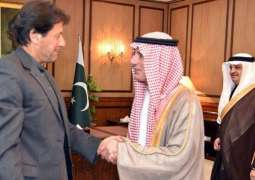 Saudi Arabia Foreign Minister Concludes one-day Visit to Islamabad