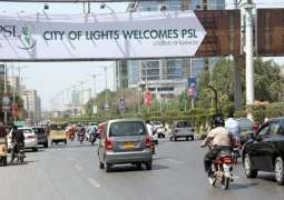 All set for PSL match in Karachi, traffic plan issued