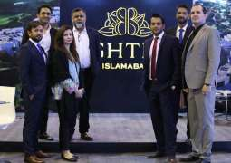 Eighteen exhibits its premium product at Real Estate Expo Islamabad 2019