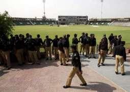13,000 cops on duty, roads sealed for Karachi s first PSL seasonal match