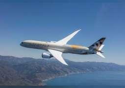 Etihad Airways to introduce Boeing 787 Dreamliners to Rome, Frankfurt