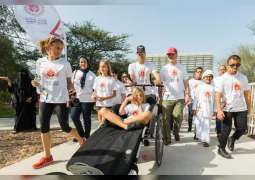 UAE running community can join Special Olympics athletes in half marathon