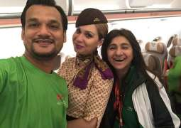 Etihad Airways Shares A Special Moment With Pakistan's Special Olympics Team