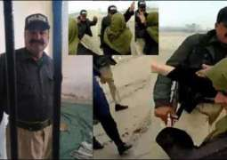 Four policemen suspended for harassing couple at Karachi Seaview
