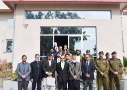 Best Health Facilities To Be Provided In AJK: Masood Khan