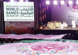 Abu Dhabi Special Olympics 'set to be the most inclusive ever':Special Olympics Inspiration Officer