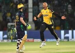 Quetta Gladiators reach final of PSL-4 after beating Peshawar Zalmi by 10 runs