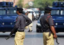 Police arrests  several accused during search operation in Karachi