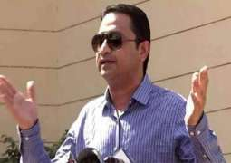 No serious effort by PPP to resolve problem of water in Karachi: PTI leader