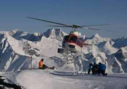 Decision taken to launch helicopter service to promote tourism  in Northern areas