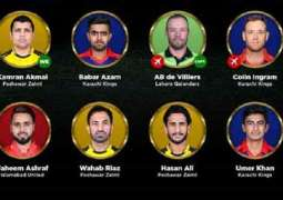AB de Villiers named captain of Team of HBL PSL 2019