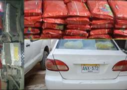 ANF seizes large quantity of drugs during separate raids in Sindh
