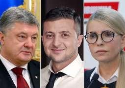 Poroshenko, Tymoshenko, Zelenskiy Split Ukraine Three Ways