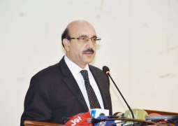 Israel must stay away from Kashmir and the region: Masood Khan