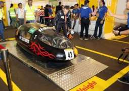 Energy-efficient vehicles ready to compete at Shell Eco-marathon Asia 2019