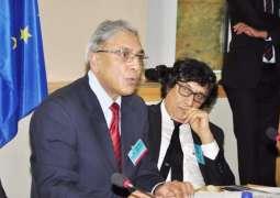 KC-EU raises extra judicial murder of Rizwan Asad with EU parliamentarians