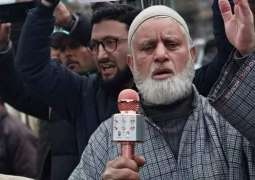 Syed Abdullah Gilani greets Pakistanis on their national day