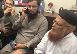 Baloch terms attack on Taqi Usmani a planned conspiracy of anti-Islam elements