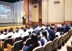 IBA organizes an open house for its prospective students