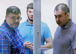 Vyshinsky Taken to Kiev's District Court Where Hearing in His Case Will Take Place- Lawyer