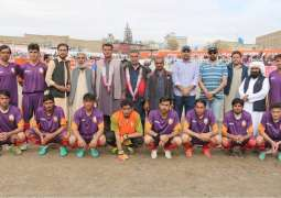 Ufone Balochistan Football Cup: Semifinals to be played today
