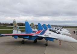 Russian Knights Aerobatics Team Plans to Upgrade From Su-30SM to Su-35 Jets - Commander