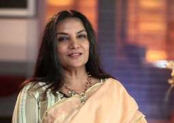 Theatre is a great leveller, says Shabana Azmi
