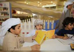 Department of Culture organises book fairs at shopping malls across the Emirate