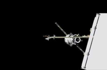 Altitude of ISS Orbit Increased by About 0.75 Miles - Russian Space Center