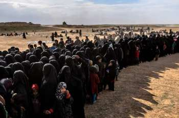 IS 'Caliphate' Defeated, Militants Sheltering in IDP Camps, Remote Areas- US-led Coalition