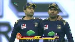 Quetta Gladiators beat Islamabad United by 43 runs