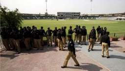 13,000 cops on duty, roads sealed for Karachi s first PSL seasonal match