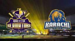 PSL 4: Karachi Kings to face Quetta Gladiators in home ground