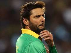 Shahid Afridi denies reports about his retirements from T-20 cricket