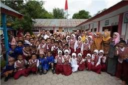 Dubai Cares announces Education in Emergencies programmes in Iraq, Indonesia