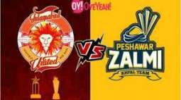 PSL-4 Eliminator-II: Islamabad United win the toss and decide to ball first against Peshawar Zalmi