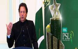 Prime Minister Imran Khan congratulates PCB, organisers, security forces for holding successful PSL in Pakistan