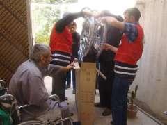 UAE Ambassador delivers aid to Iraqi Alliance of Disability