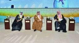 أمير الرياض يرعى حفل تخريج الدفعة الـ63 بجامعة الإمام محمد بن سعود الإسلامية