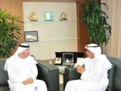 وزيرالأوقاف الكويتي يستقبل سفيرالدولة