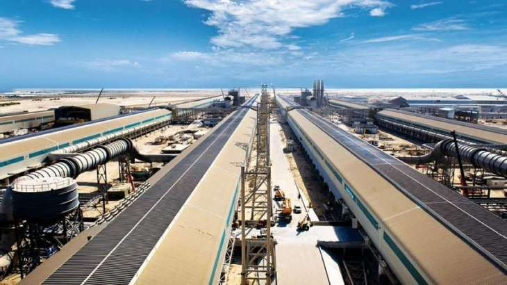 EGA Signs Agreement With Maersk For Worldwide Aluminium