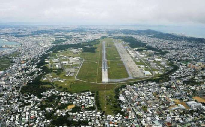Japan Okinawa Prefecture Sues Gov't to Retract Approval for Landfill Work in Bay - Reports