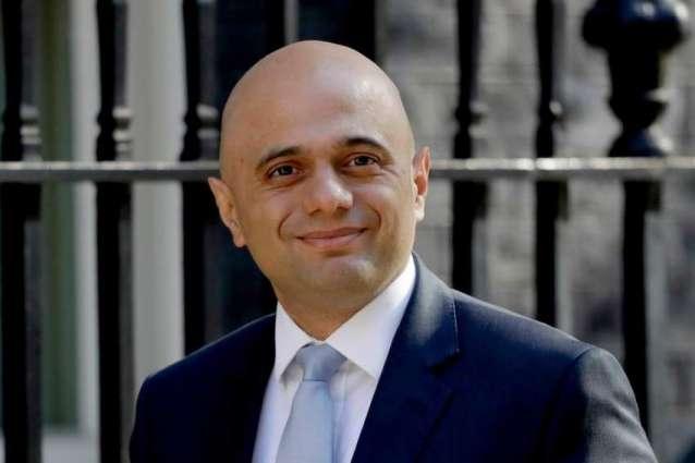 Pakistani-origin Sajid Javid potential candidate to replace Theresa May
