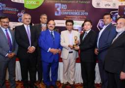 "Consumers Association of Pakistan Awards Zong 4G for ""Best 4G Service in Pakistan"""