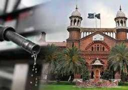 Hike in petroleum products price challenged in LHC