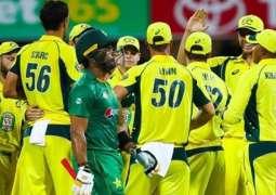 Five Pakistani cricketers fail fitness test during Australia series