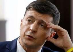 No Time for Jokes: Comedian Zelenskiy Nearly Doubles Lead Over Poroshenko
